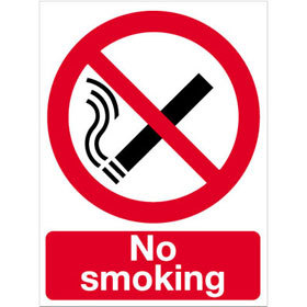 Logo No Smoking Sign - ClipArt Best