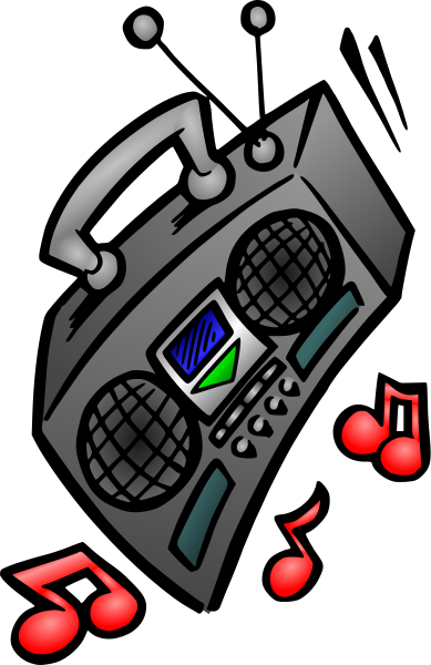 boombox pictures clipart best radio clip art for valentine's day box radio clip art first invented