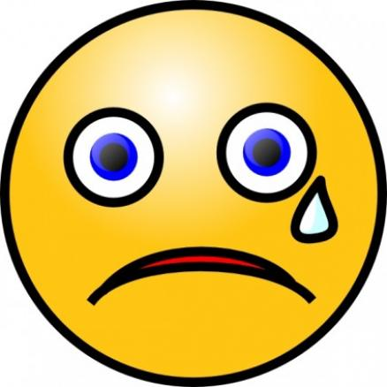 Sad Face Pictures Cartoon - ClipArt Best