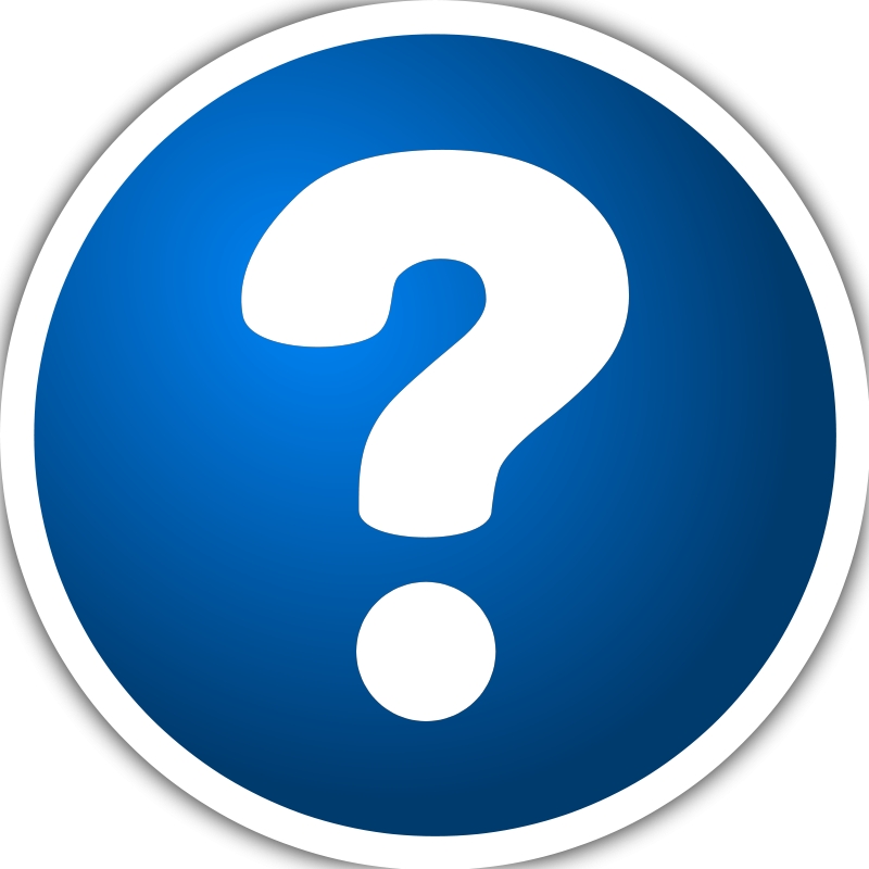 Question Mark Clip Art Images