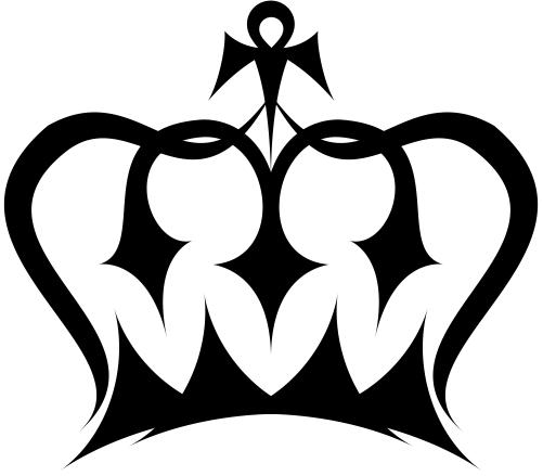 Black king crown png - photo#17