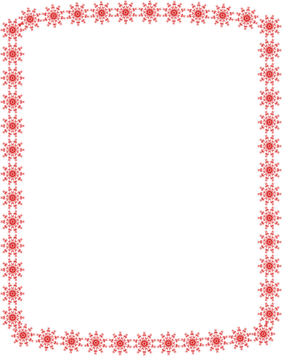 free stock photos illustration of a blank red star frame border