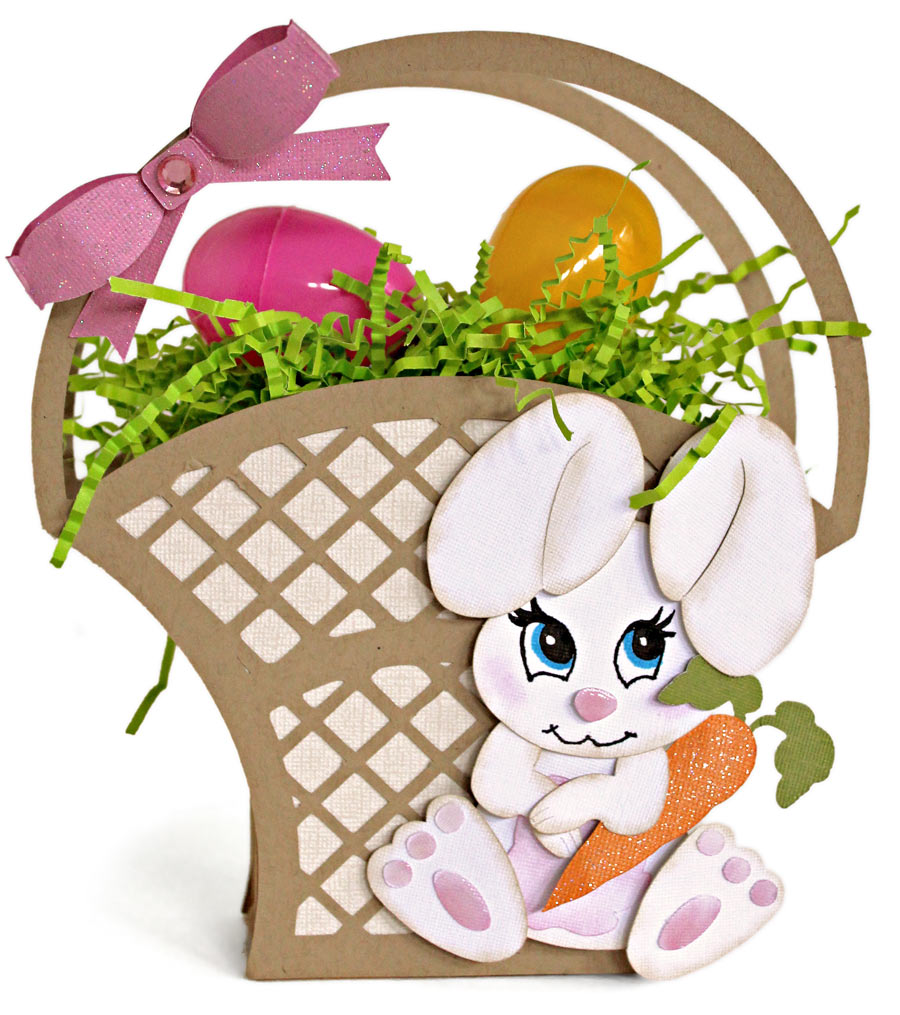 Easter Bunny Craft - ClipArt Best
