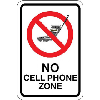 Printable No Cell Phone Sign Clipart Best