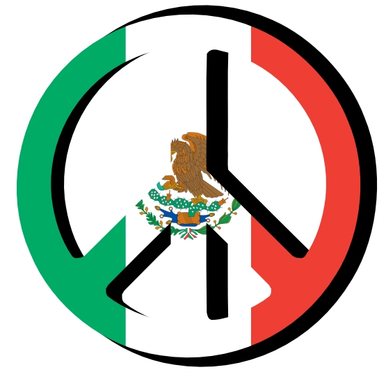 mexican flag symbol clipart best