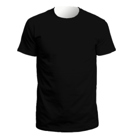 Black t shirt front and back clipart best for Custom photo t shirts front and back