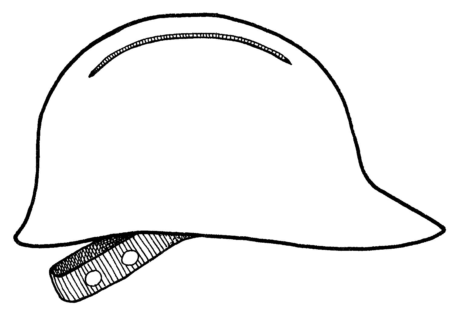 construction hat coloring page construction worker hat coloring clipart best