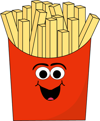 cartoon french fry images clipart best french fry clipart free Template French Fry