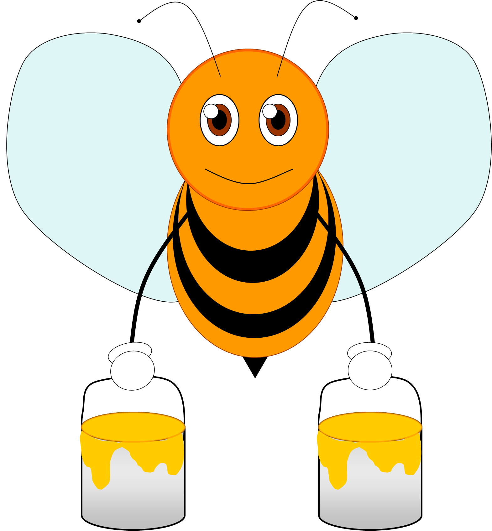 bees animated clipart best motion clip arts for powerpoint motion clip art free