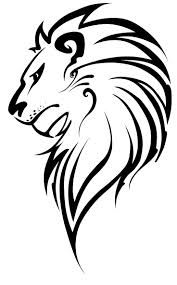Cool Lion Drawings - ClipArt Best