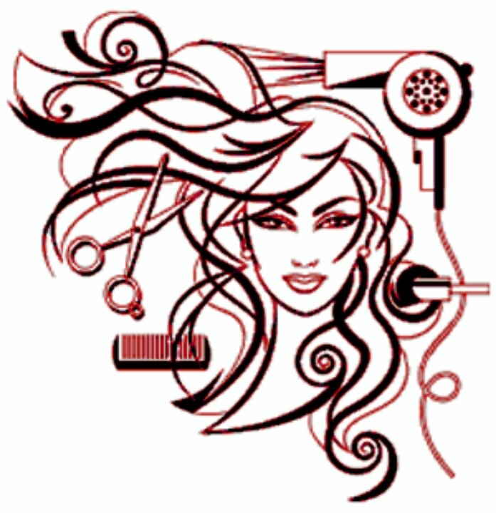 beauty shop clip art free - photo #12