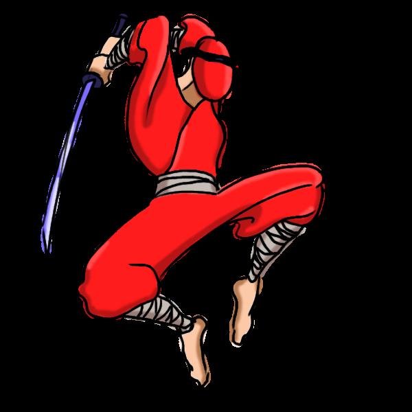 cartoon ninja clip art - photo #29