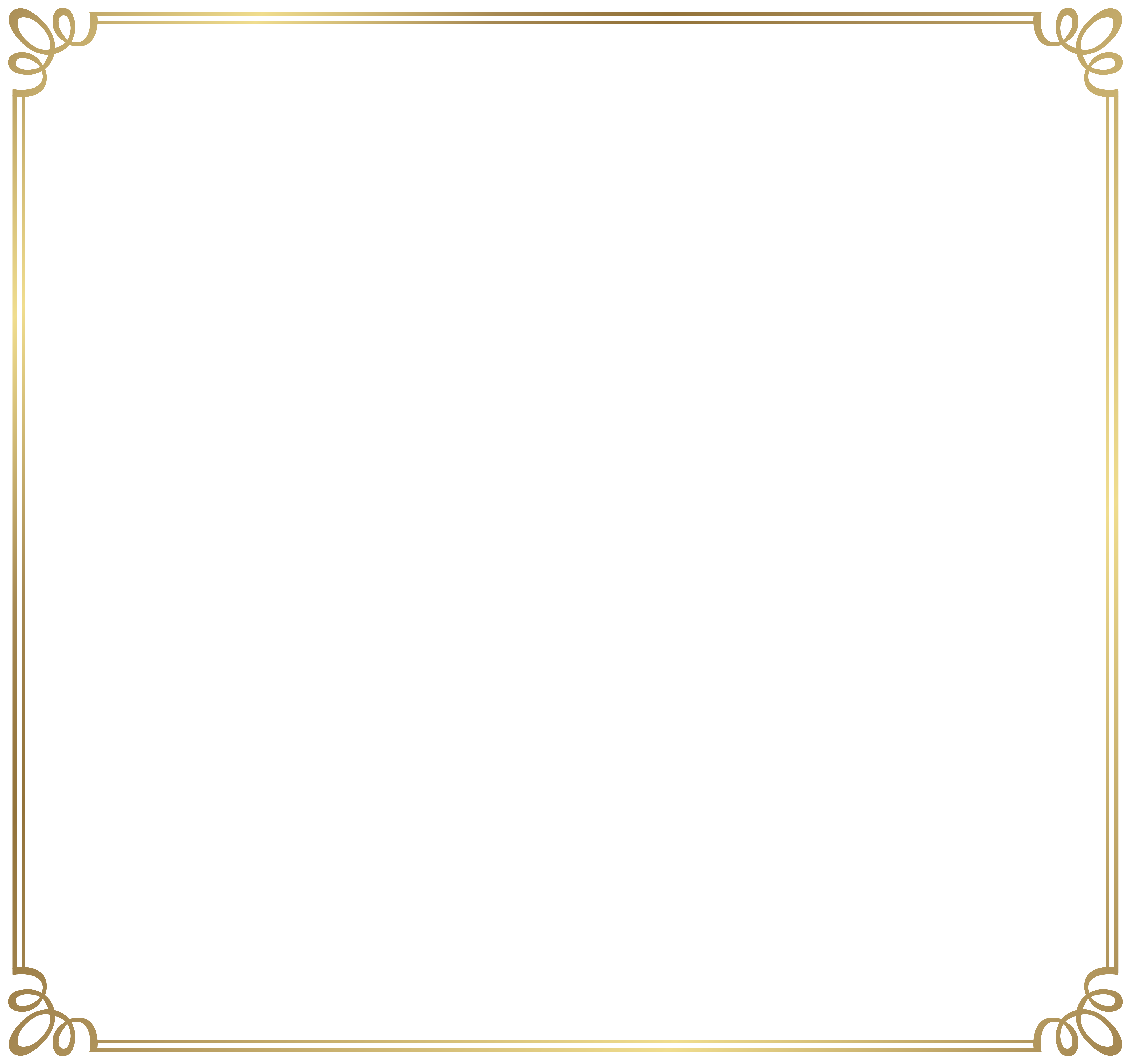 Ornate Borders Png - ClipArt Best