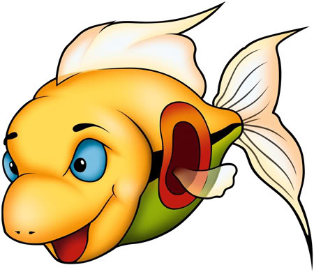 Fish Cartoons Clipart Best