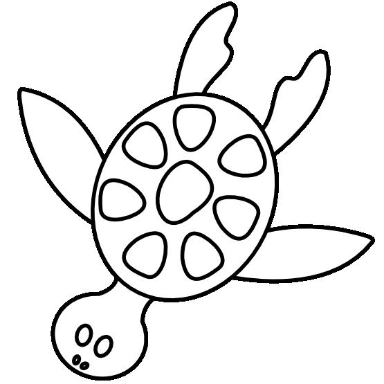 Clip Art Animals Black And White Clip Art Colorful Animal Sea