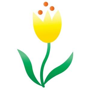 Cartoon Tulip - ClipArt Best