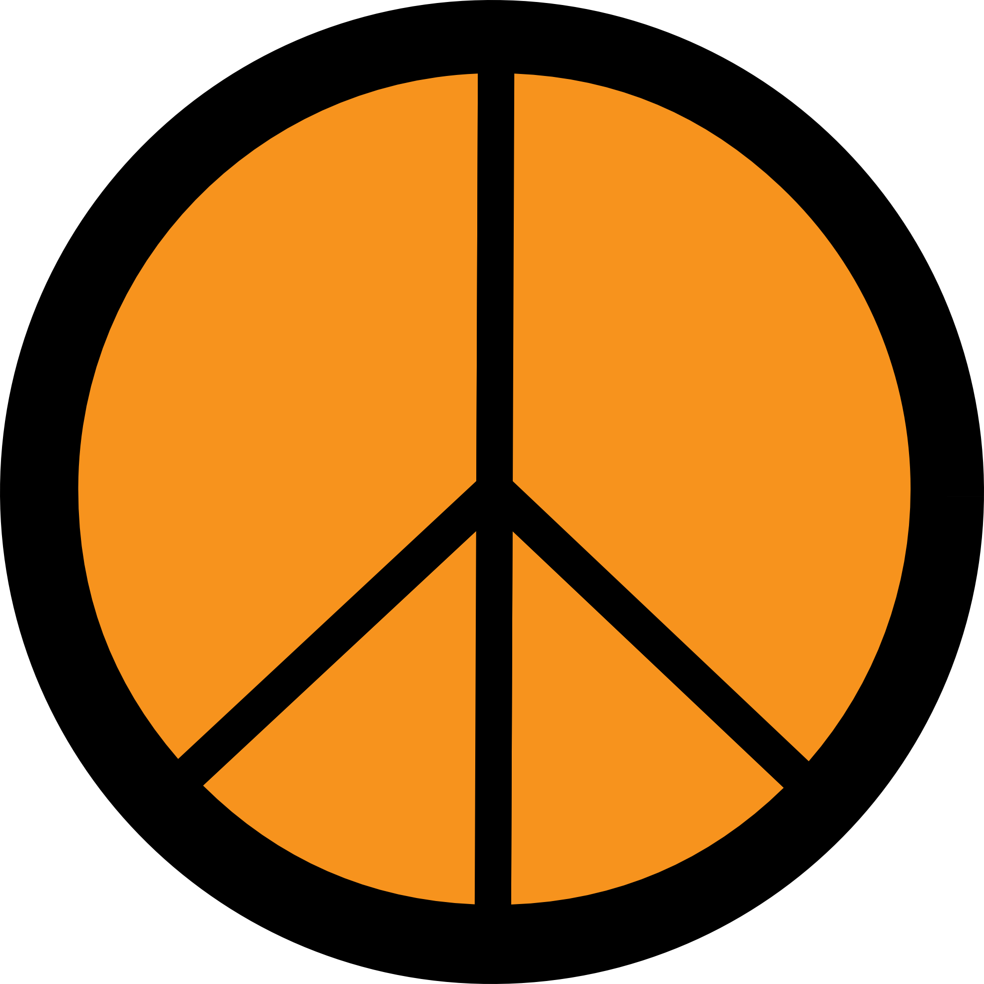 Free Clip Art Peace Si...