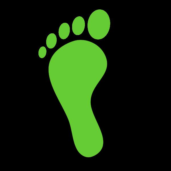 clipart of feet - photo #11