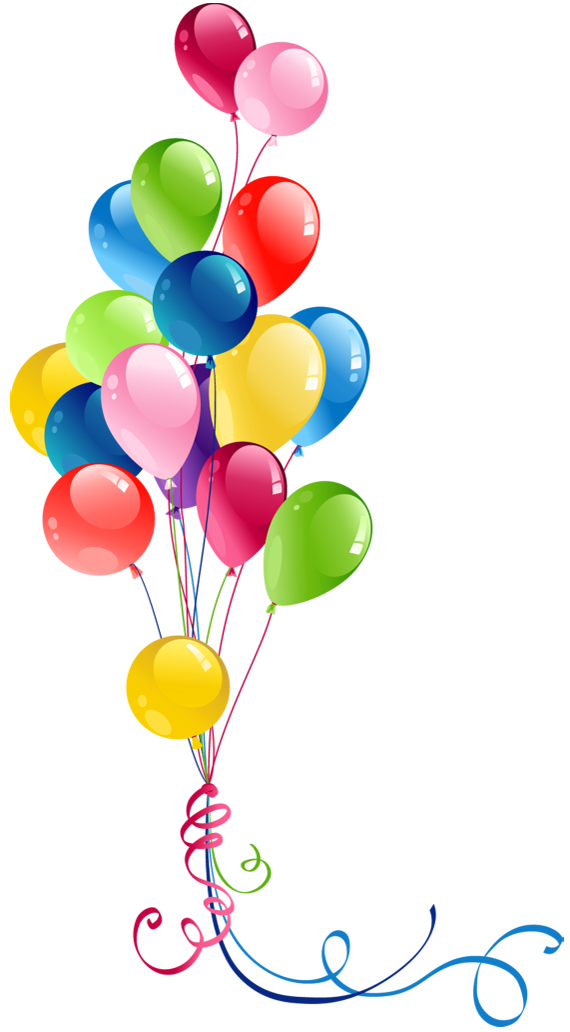 Free Balloon Png Art