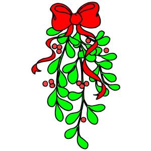 Mistletoe Clip Art - ClipArt Best