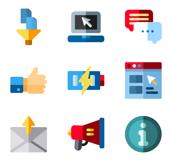 Network Symbols Clip Art : Computer networking symbols clipart best
