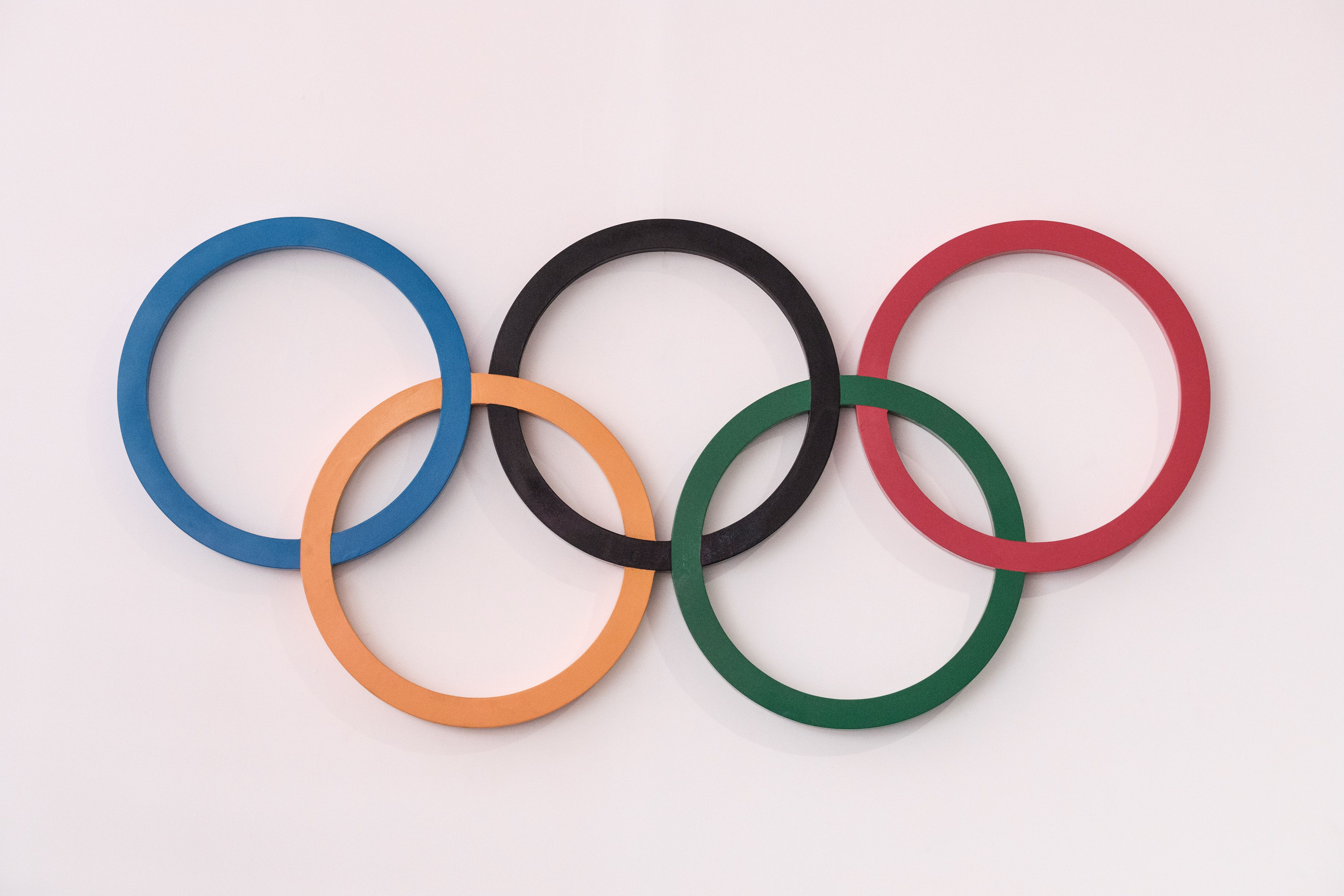 Where Is The Olympics Rings Emoji? The Symbol Is Conspicuously ...