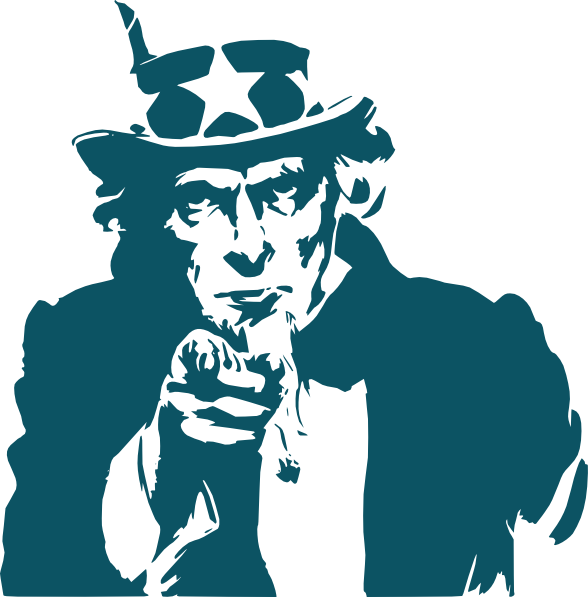 Uncle Sam Wants You Clip Art Uncle Sam We Want You ...
