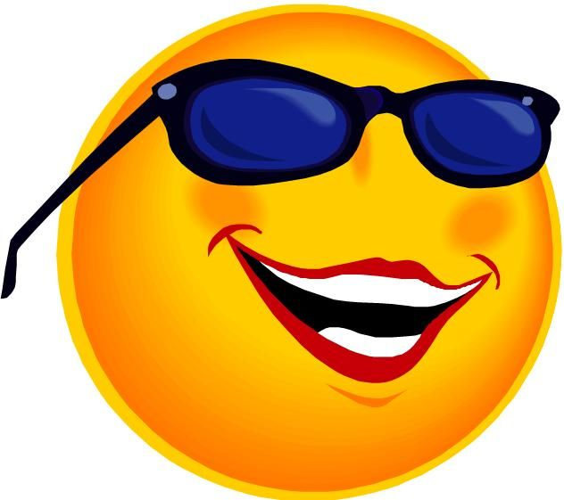 smiley faces with glasses clipart best Animated Smiley Face Clip Art Free Black and White Smiley Face Clip Art