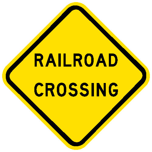 Railroad Crossing Clip Art The gallery for -->...