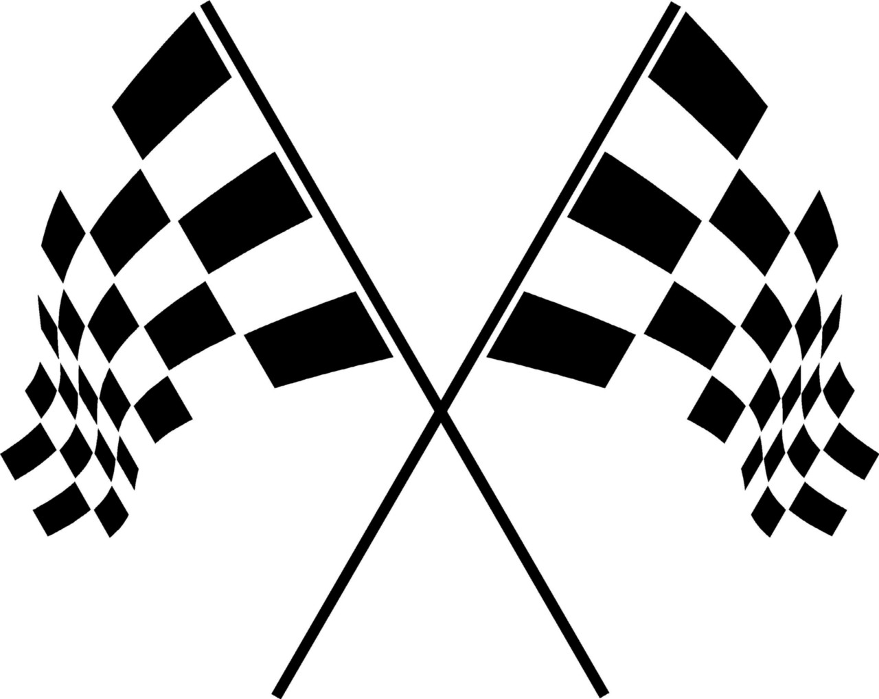 clipart racing flags - photo #23