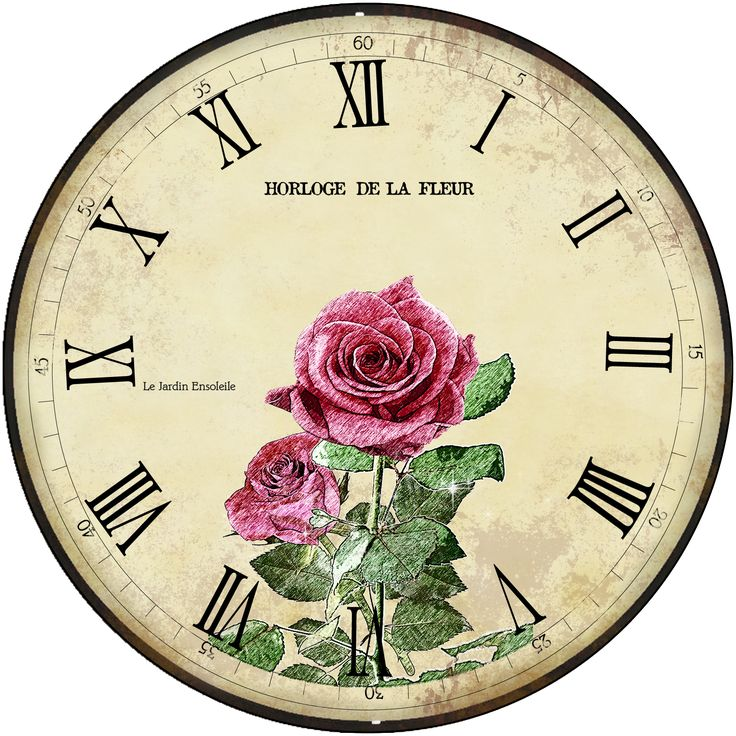 Eloquent image for printable clock faces for crafts