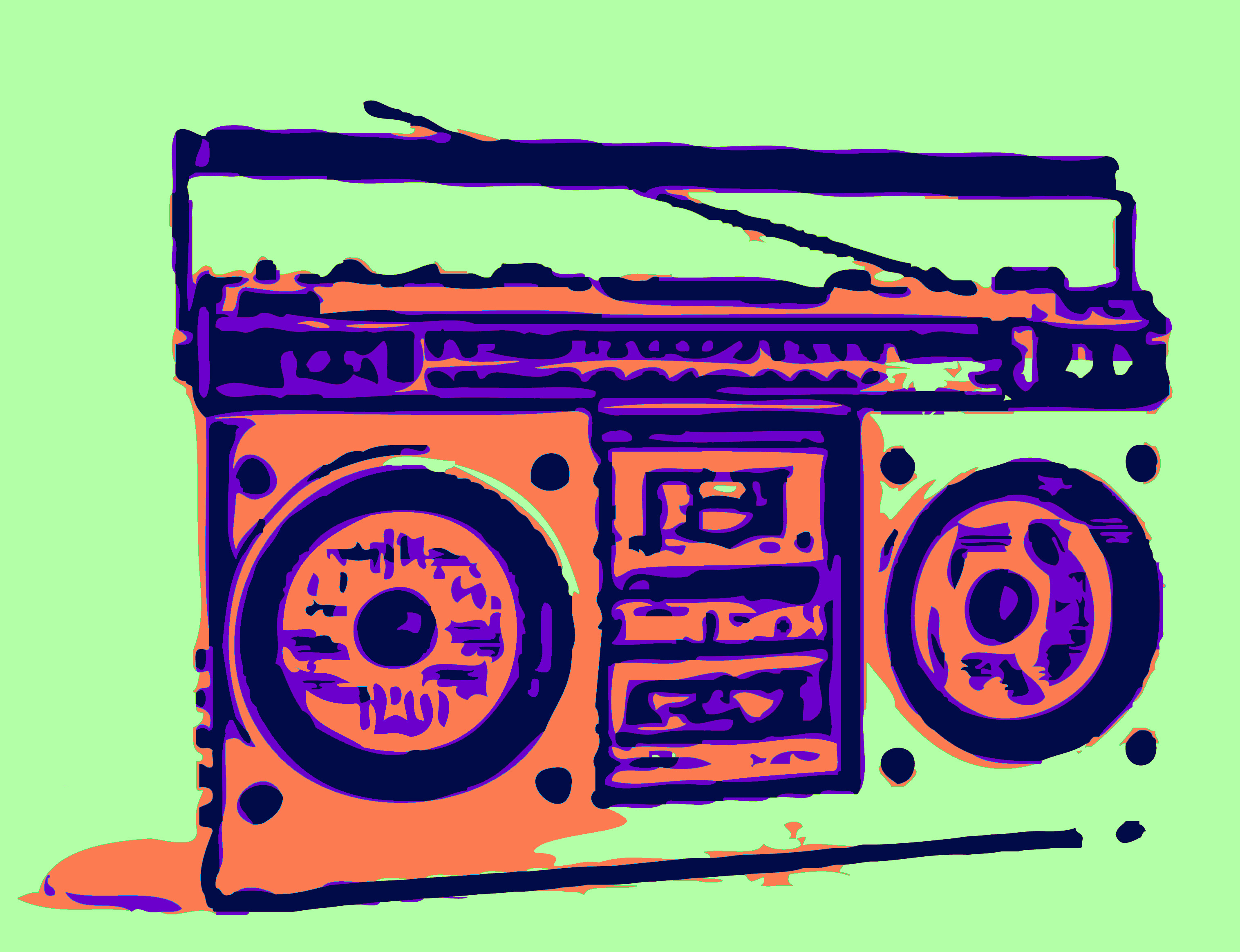Boombox Pictures - ClipArt Best