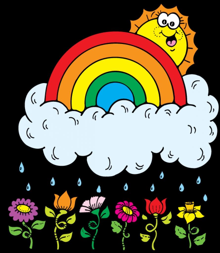April Showers Clip Art Free - ClipArt Best
