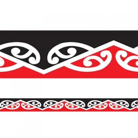 Maori Border Designs Clip Art