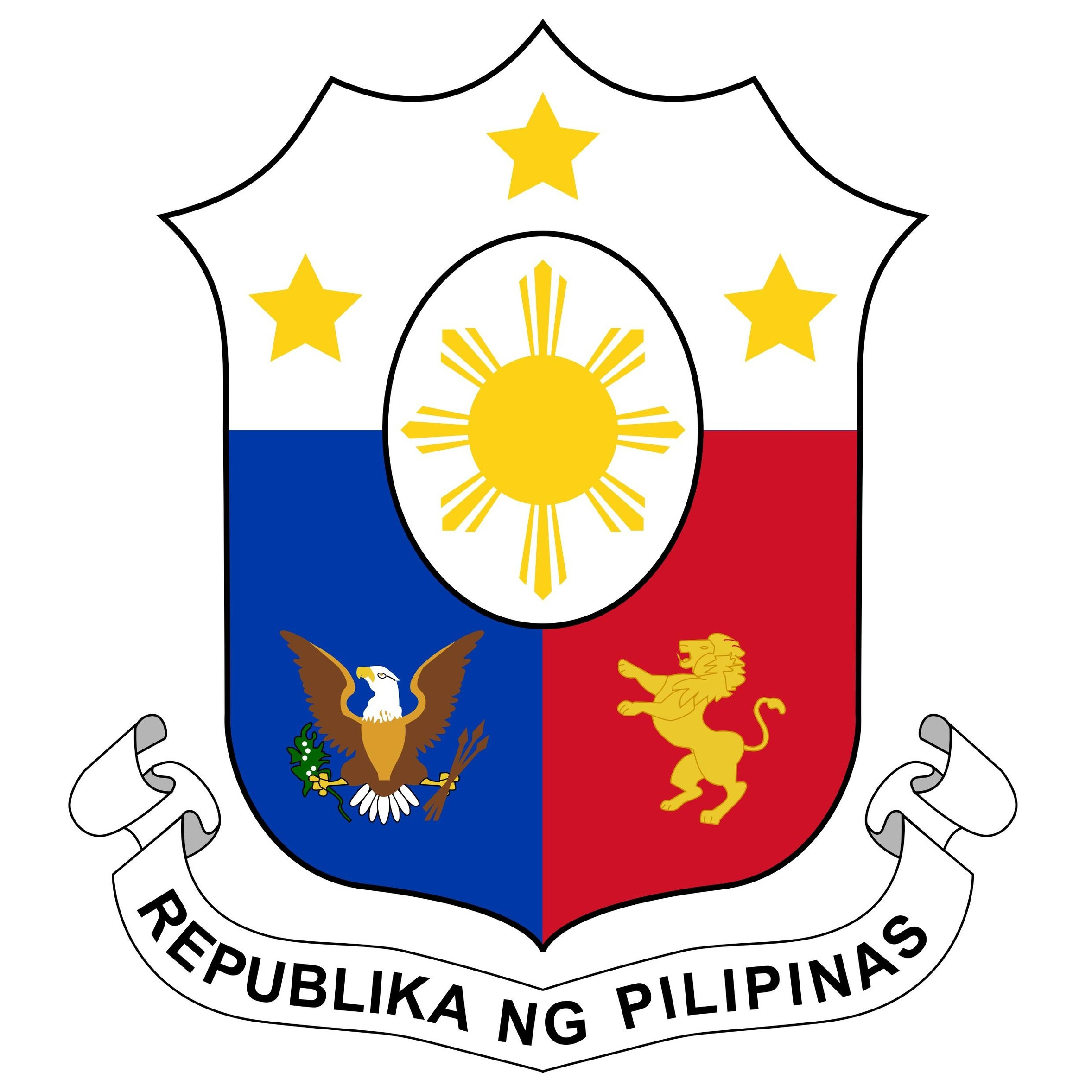 Philippines Flag Logo Clipart - Free to use Clip Art Resource