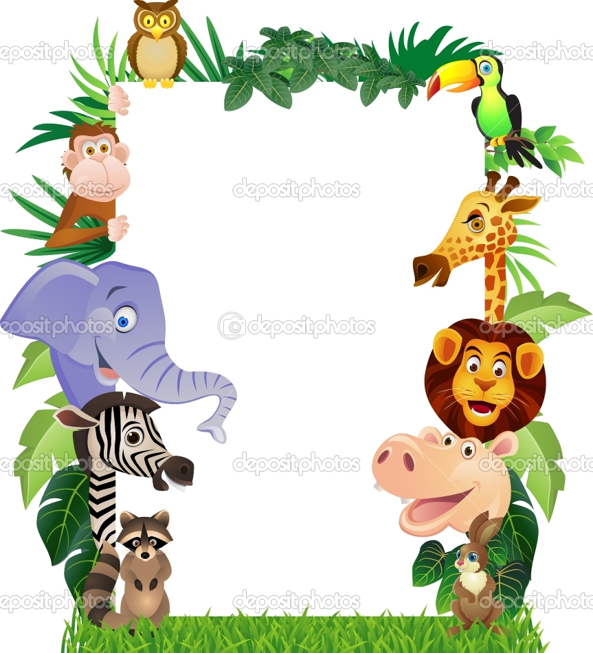 clipart jungle safari - photo #50