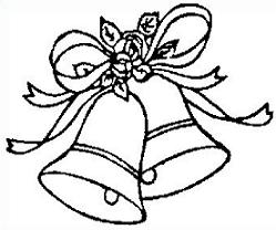 Wedding bells coloring pages ~ Wedding Bells Picture - ClipArt Best