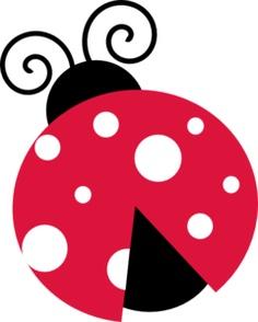 Lady Bug Clip Art - Bing Images | LADYBUGS