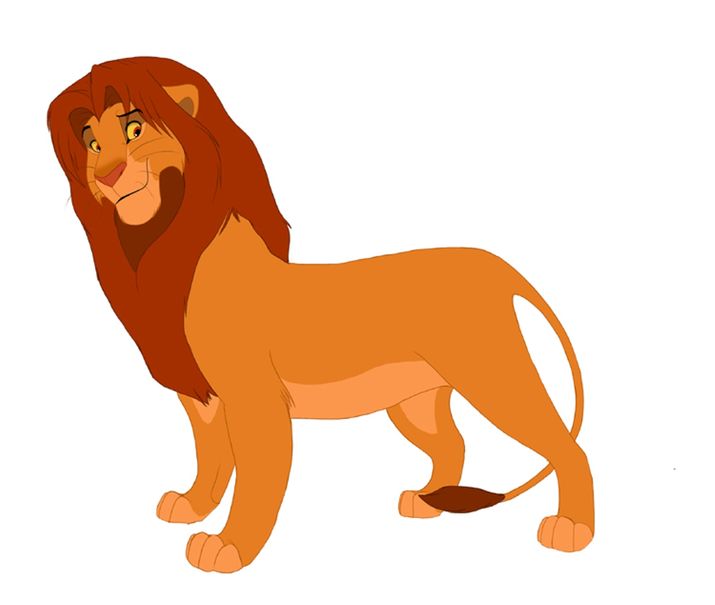 Image Gallery lion king simba cartoon