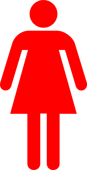 Free Vector Clipart Woman
