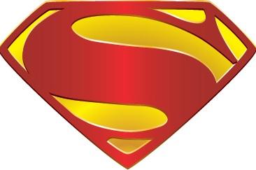 Superman Symbol Font - ClipArt Best