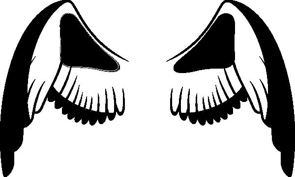 Eagle Wing Outline