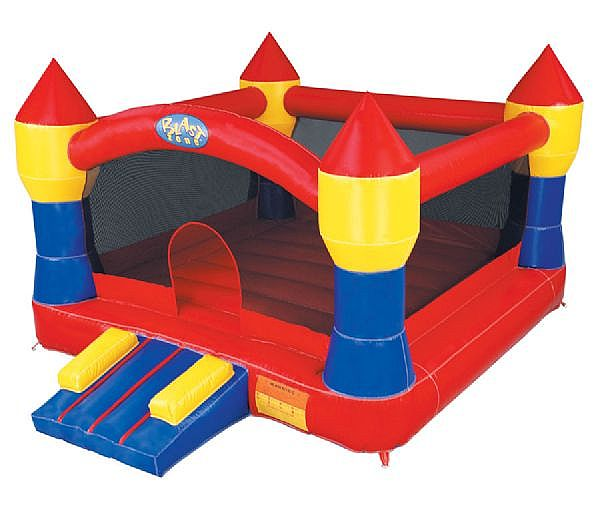 free bounce house clipart - photo #6