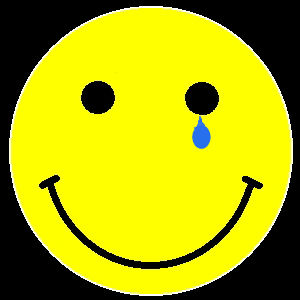 Smiley Wallpaper Sad Face Crying Worried - InspiriToo. - ClipArt Best ...
