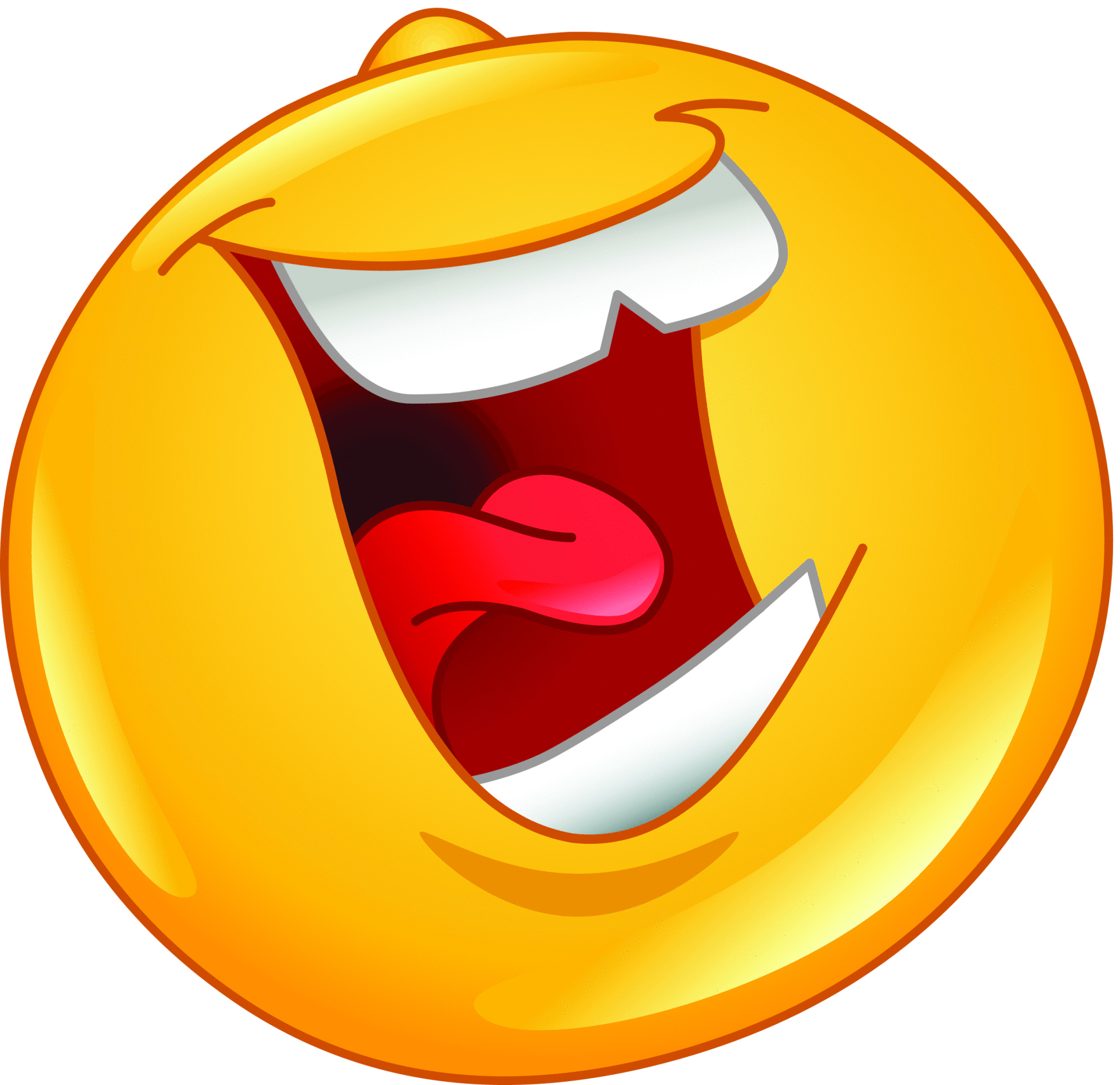 Laughing Face Clip Art Laughing clip art