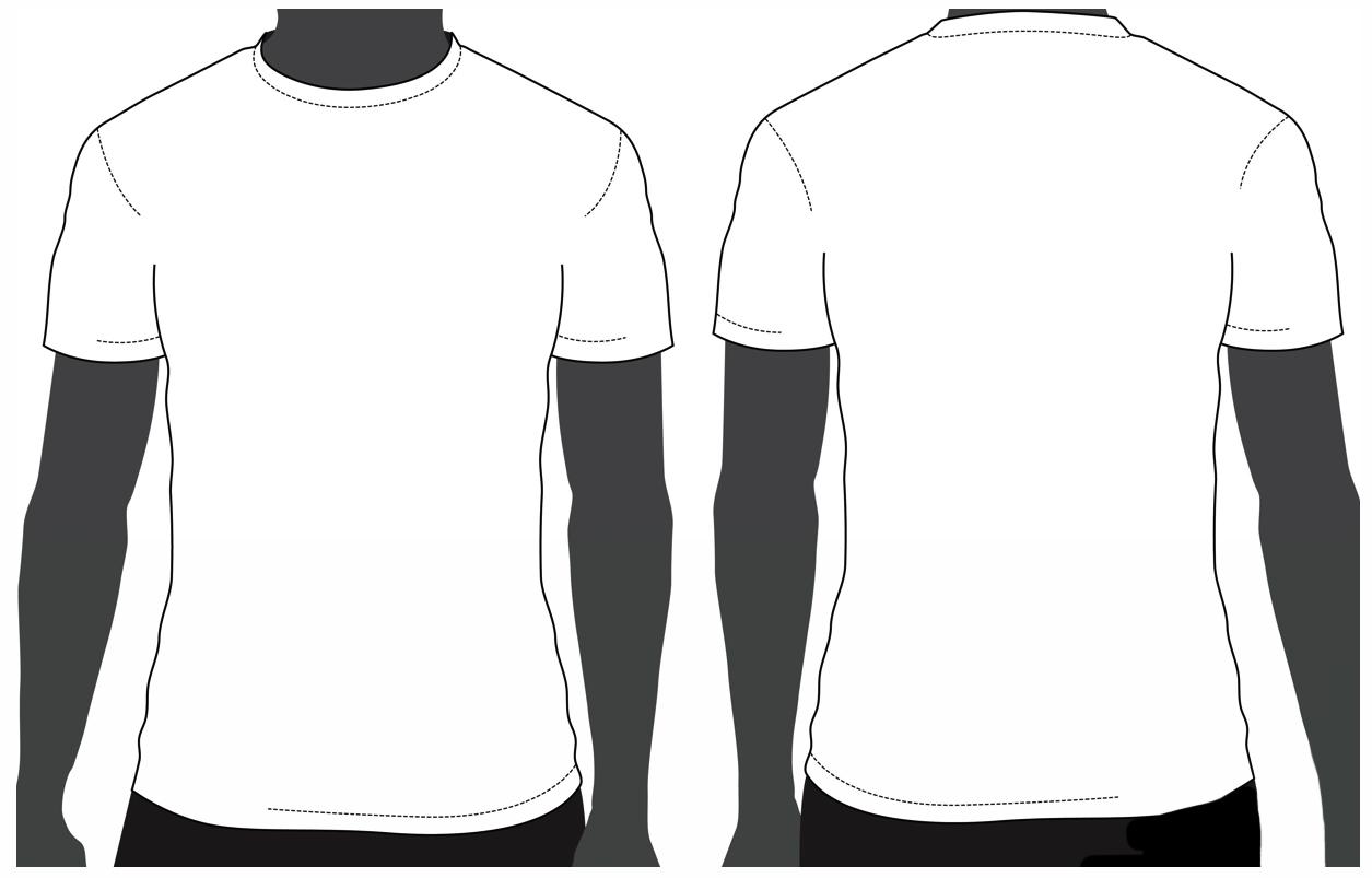 Shirt design template clipart best for Create own design t shirt