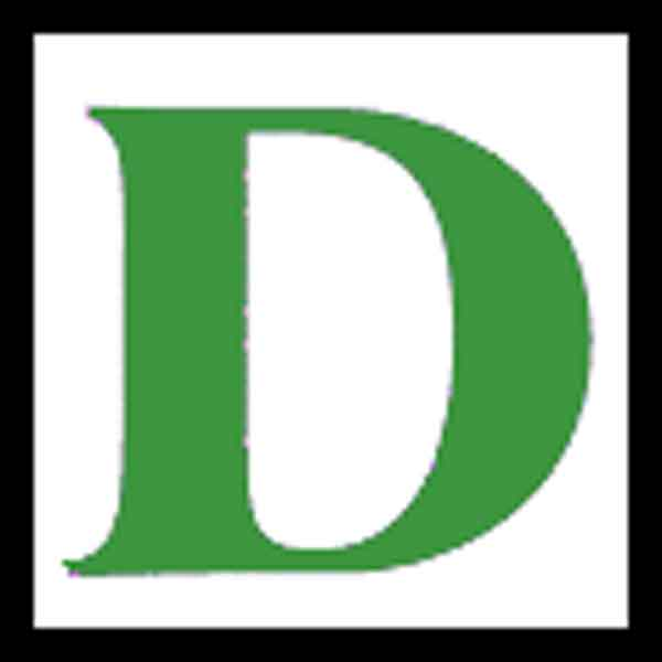 D Letter - ClipArt Best