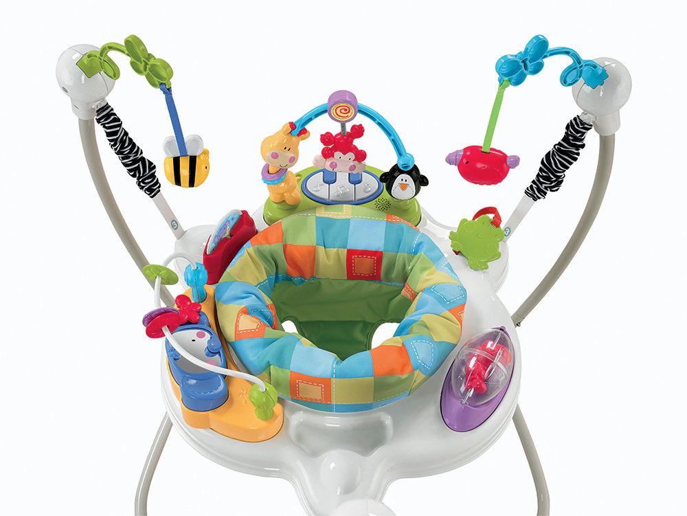 Fisher-Price Discover 'n Grow Jumperoo: Baby
