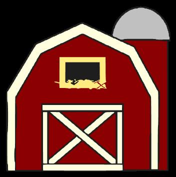 cartoon barn clipart best Red Barn Door Clip Art red barn clip art for kids