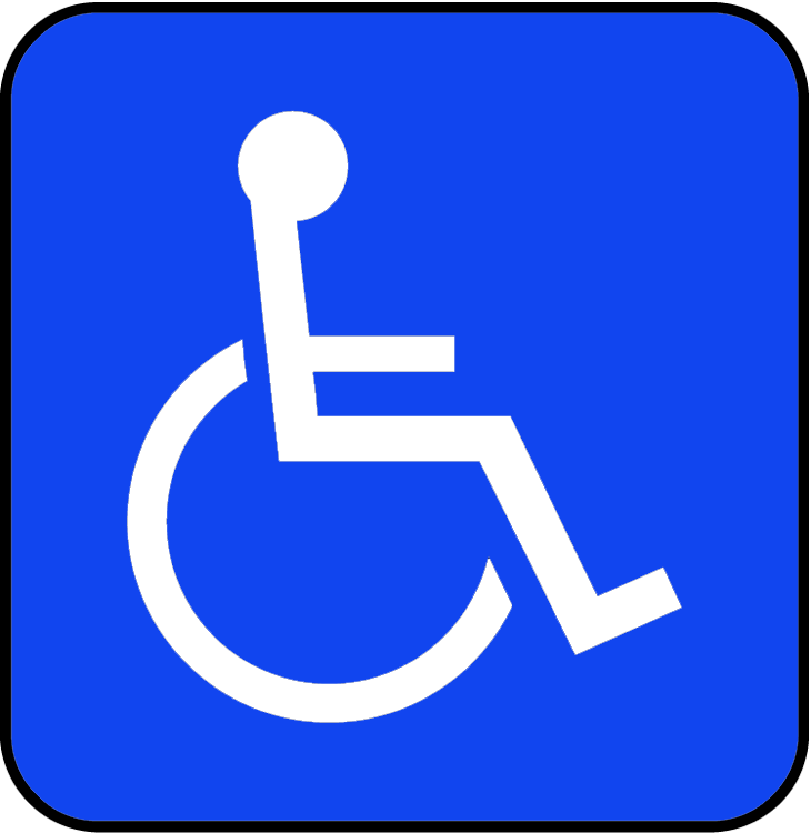 DISABLED ACCESS IS AVAILABLE AT